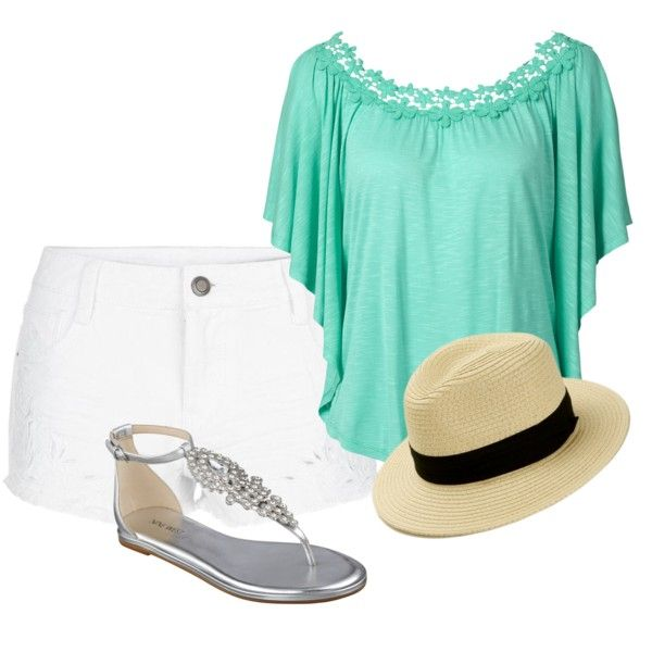 through the breeze by ilmadhinautari on Polyvore featuring polyvore fashion style Nine West