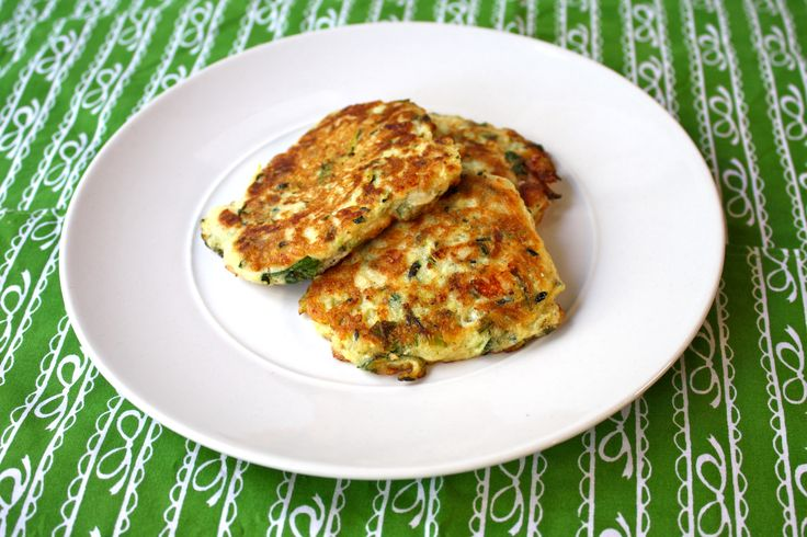 Zucchini-Feta Pancakes | Food and Recipes. | Pinterest