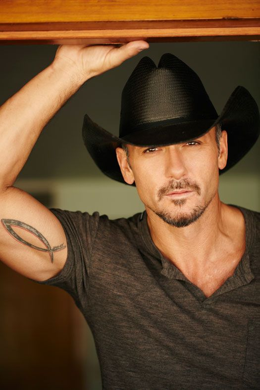 "Tim McGraw in ""Flicka"" (although I don't really need a reason to just sit and stare...)"