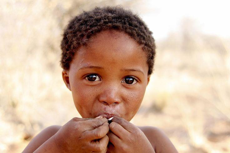 lovely bushmen girl by Christopher Skrabel on 500px