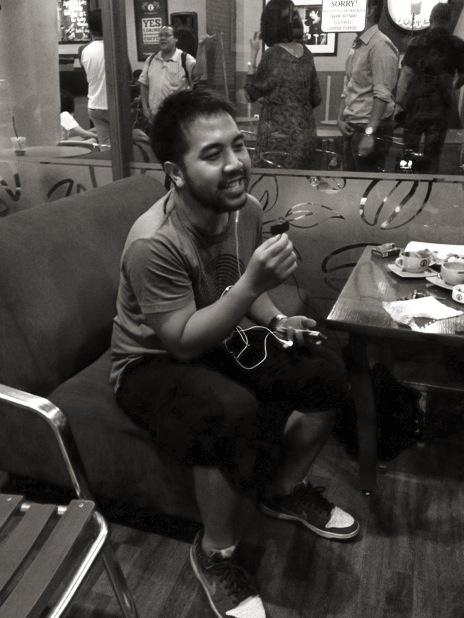 Talent utk viral video Konser cinta Musik Indonesia,Tenis Indoor Senayan, 4 Mei 2013