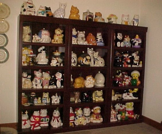 Cookie Jar Staten Island Fascinating 106 Best Cookie Jar Displays & Collecting Images On Pinterest Design Decoration