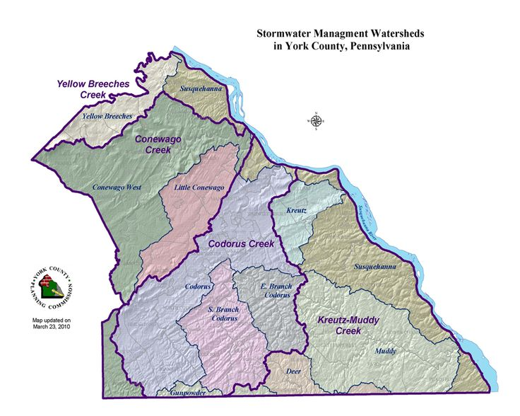 Watersheds_York_PA.png (1080×863) Watersheds, York pa