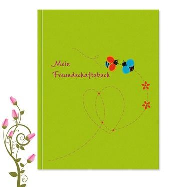 ein ganz besonderes Freundschaftsbuch.......zauberhaft!!!!