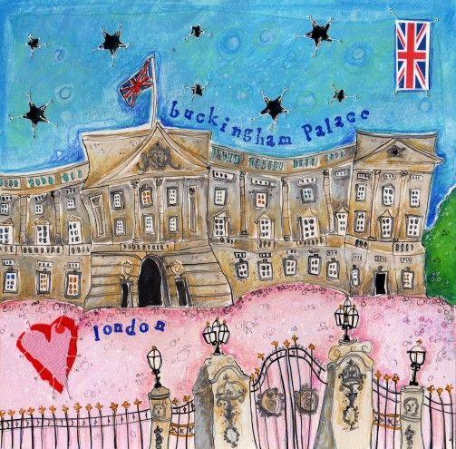 - London Buckingham Palace