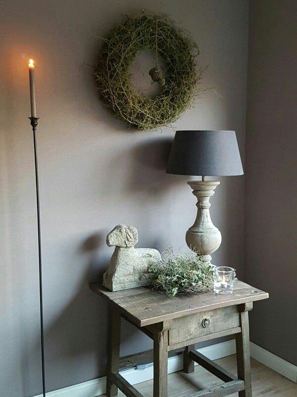 Leuke decoratie | http://www.kleursfeer.nl/kleinmeubelen-woonaccessoires/