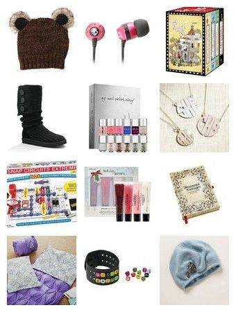 Favorite Gifts for Tween Girls