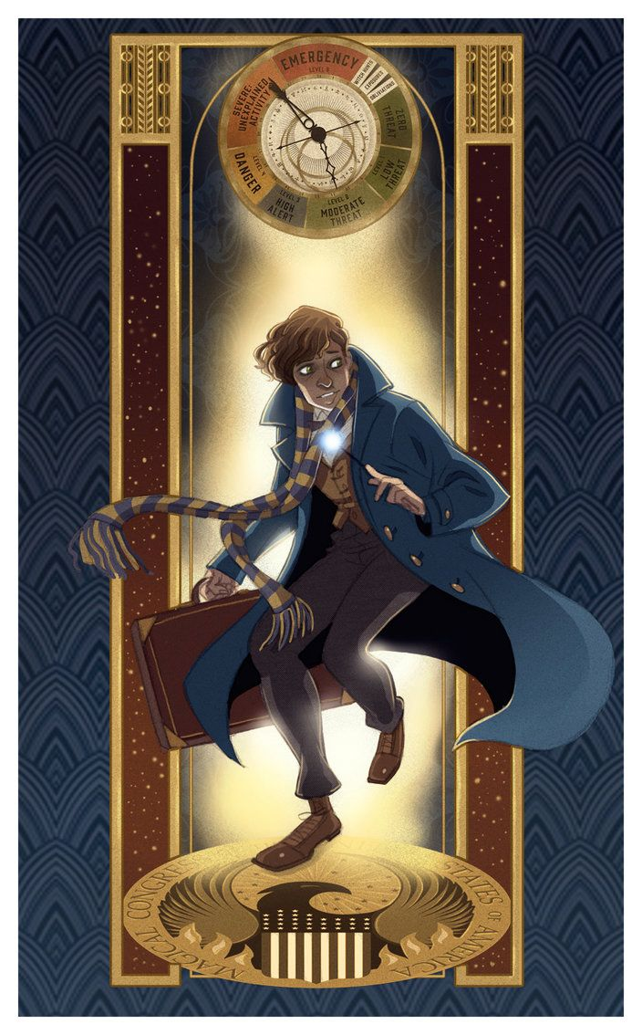 337 best images about harry and ginny on pinterest harry birthday - Newt Scamander By Kyla79 Deviantart Com On Deviantart