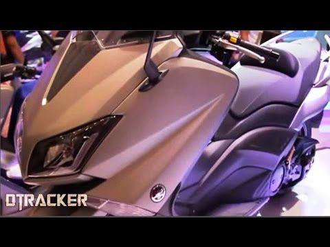 "Woow Super Skutik ""Yamaha TMAX"" Pasti Jadi Idaman Penggemar Skuter Matic"