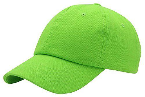 3c4f9329587  7.99 Top Level Baseball Cap for Men Women - Classic Cotton Dad Hat Plain  Cap Low