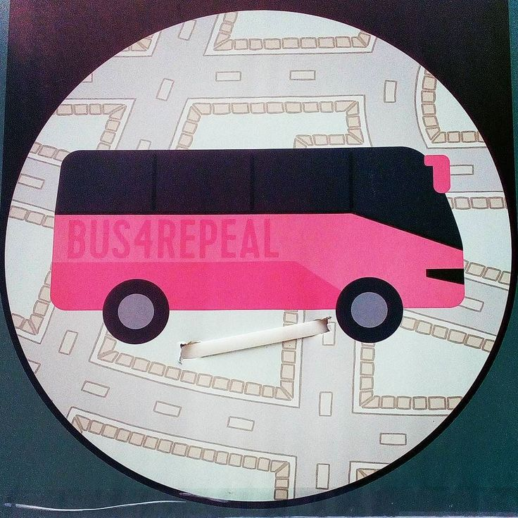 #BUS4REPEAL came to Limerick today!  See everyone out tomorrow on Bedford Row for #Strike4Repeal at 12.30!  . . . . . . . . #reproductiverights #prochoice #pinkbus #design #feminist #feministkilljoy #graphicdesign #repealthe8th #Ireland #limerick #limerickcity #rosa #womenontheweb #repealthe8thamendment #circles #irishprochoice #artistsforrepeal #equalrights #freesafelegal #repealtheeighth