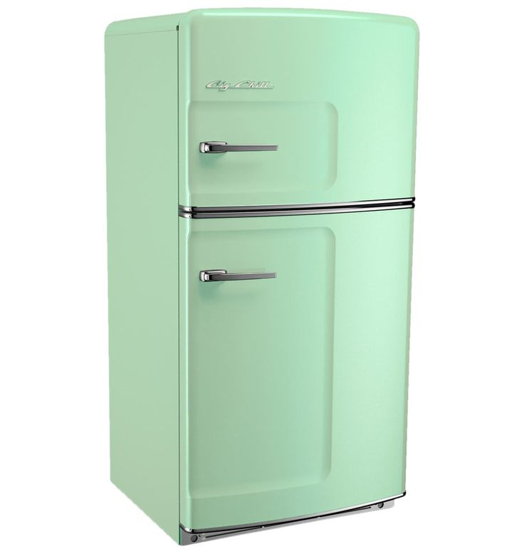 Original Refrigerator with Ice Maker - Left- Opening - | Rejuvenation