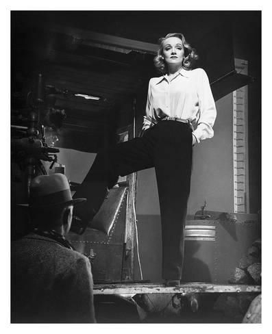 Marlene Dietrich 1940By Hollywood Historic Photos