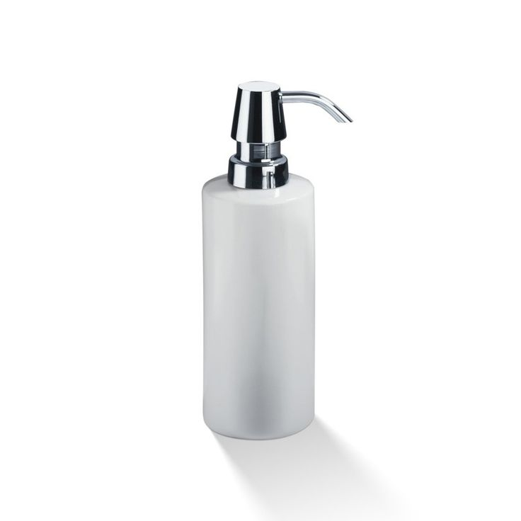 Freedom soap dispenser divergent point staples