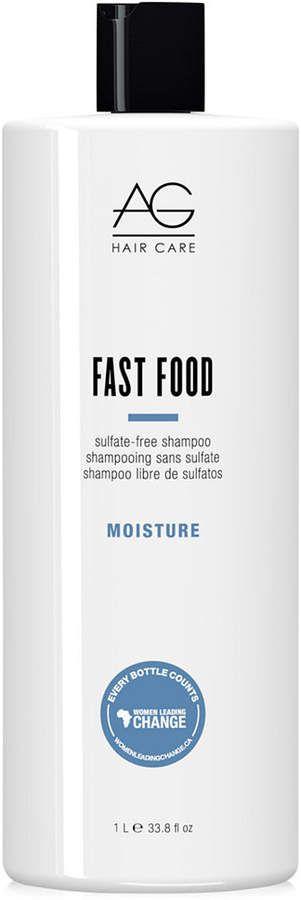 Ag Hair Fast Food Sulfate-Free Shampoo, 33.8-oz, from Purebeauty Salon & Spa#ad