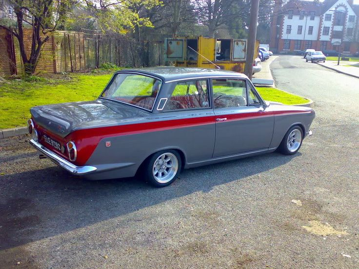 Ford Cortina My first car a Mk 1 Cortina                                                                                                                                                                                 More