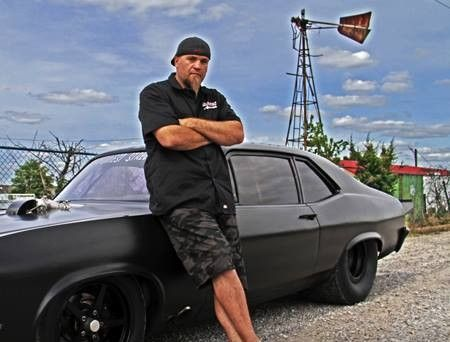 Last night was a big night for the 405: A new #1 was crowned on Discovery Channel's monster hit series STREET OUTLAWS.  Well, sort of crowned. Big Chief did