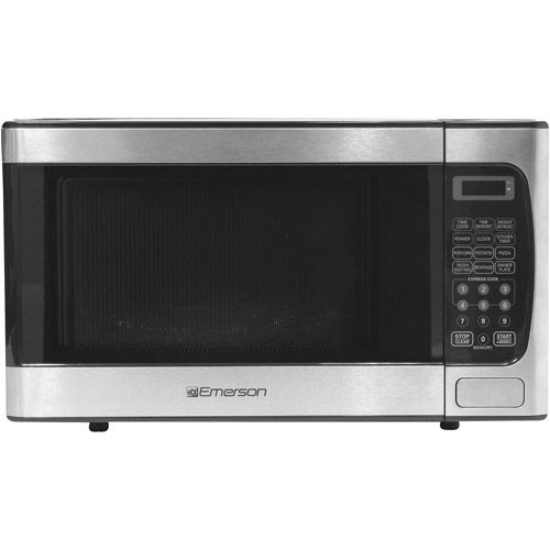Walmart Microwave Ovens ~ Emerson cu ft refurbished microwave oven appliances
