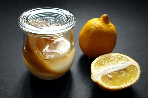 nakládaný citron