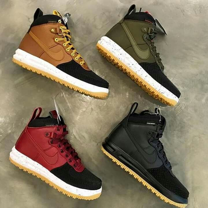 Duck Nike boots