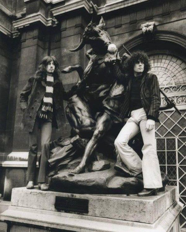 July 15th 1967 Tyrannosaurus Rex are formed ? a press release appears in Record Mirror dated stating that Marc had left John's Children