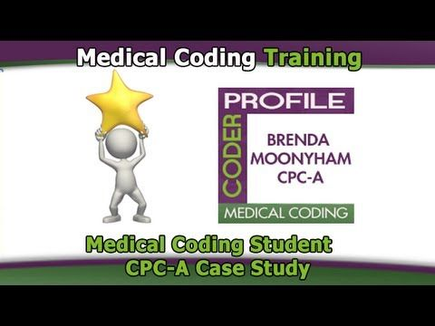 Medical Coding Certification- Student Case Study- Brenda Moonyham Laureen: OK, good. This is a favorite part that people are loving. We have a guest tonight, let me un-mute her, Brenda Moonyham. She is old school and doesn'... More CPC Exam Tips and Updates at http://www.CpcMedicalCodingCertificationExamPrep.org