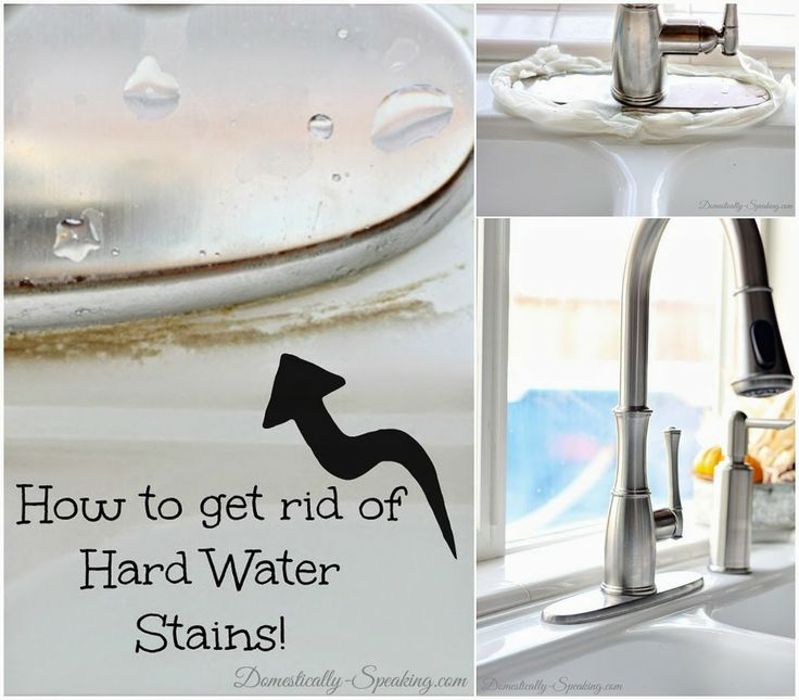 Hard water stains cleaning pinterest stains hard water stains