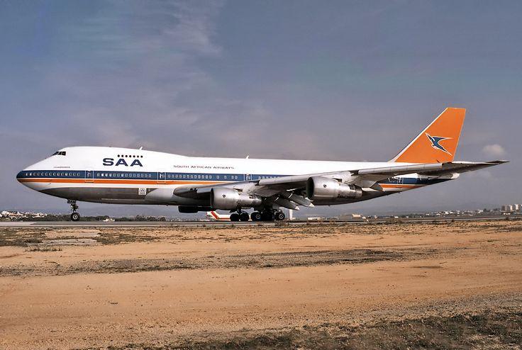 SAA 747-200