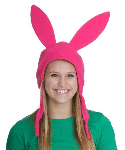 Bob's Burgers Louise Hat: Louise Belcher would never head outside without her Bob's Burgers Louise Hat, so… #TShirts #CustomShirts #BandTees
