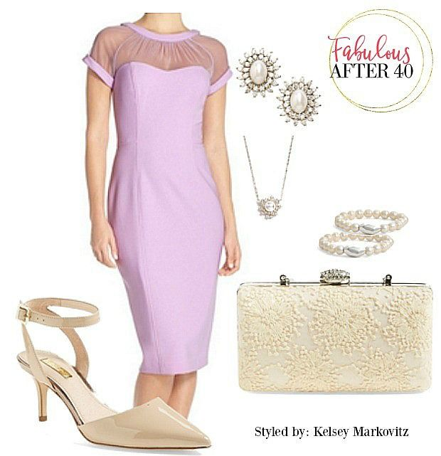 What to Wear To a Wedding Reception Over 40?