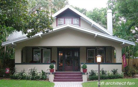 Bungalow Style Homes The Roof Wraparound And Front Porches