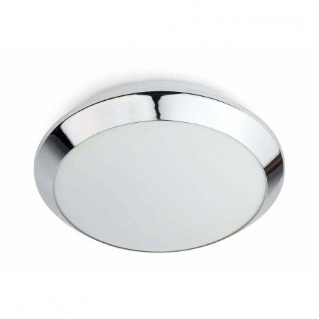 Badkamer plafondlamp Clean chroom badkamerverlichting 63029