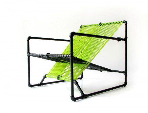 35 Cool Plumbing Pipes Furniture Designs