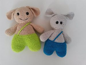 2000 Free Amigurumi Patterns: Dutch