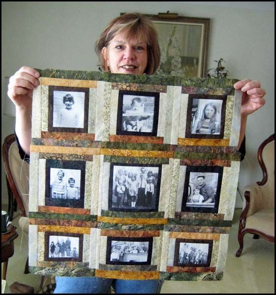 25 Best Ideas About Photo Quilts On Pinterest Memory
