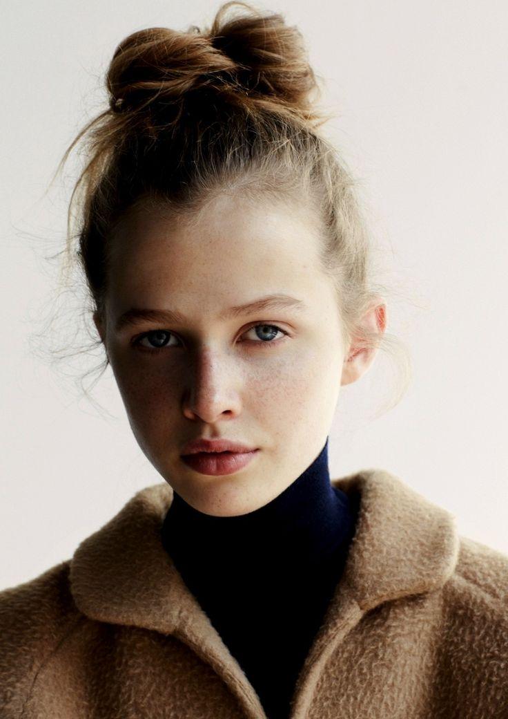 top knot - Anna Lund Sørensen