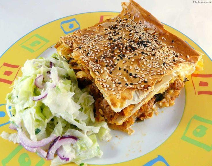 Die besten 25+ Börek mit schafskäse Ideen auf Pinterest Rezepte - türkische küche rezepte