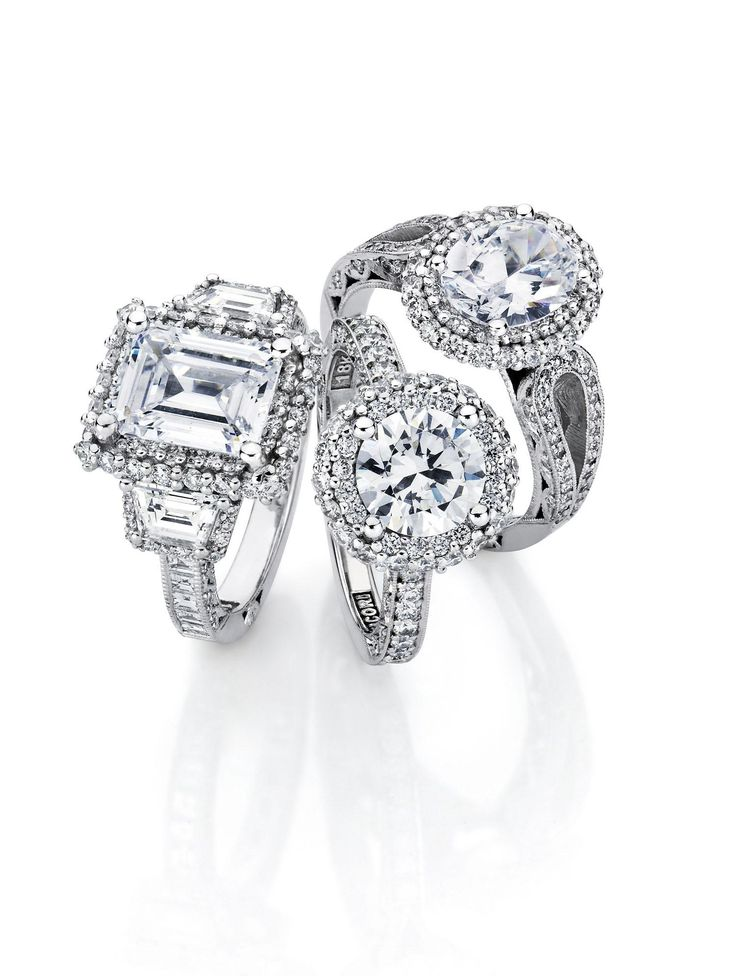 133 best images about Engagement Rings on Pinterest