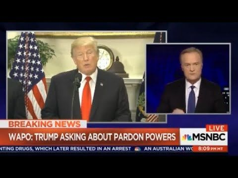 Last word with Lawrence ODonnell 7/20/17