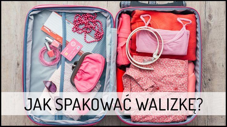 Jak spakować walizkę na wakacje? | DIY Domodi TV