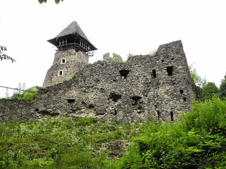 Самые загадочные места планеты: Замок злобных дев, Невицкое