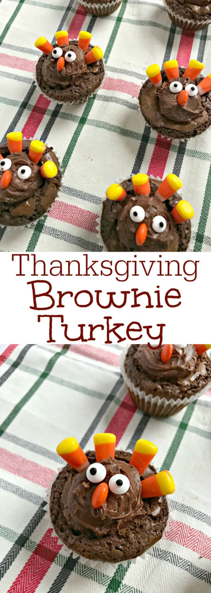 A few more days until Thanksgiving and I wanted to make a cute and simple Thanksgiving Dessert idea for the kids to enjoy after dinner this year. These are SO easy to make and my kids absolutely loved them! Let's make some cute Thanksgiving Brownie Turkeys!! These are literally the easiest to make. I used …