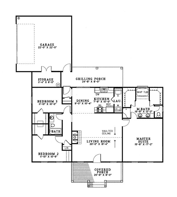 17 Best Images About 1500 Square Foot House Plans On