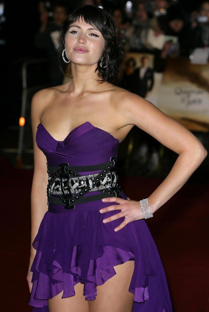 Scrumptious and Sexy Gemma Arterton