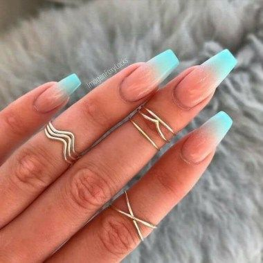 40 Best Ideas For Ombre Nail Art Design – Upoutfit.com