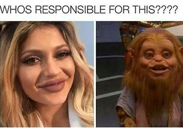 Kylie Jenner Memes Worth Seeing (10 Photos)