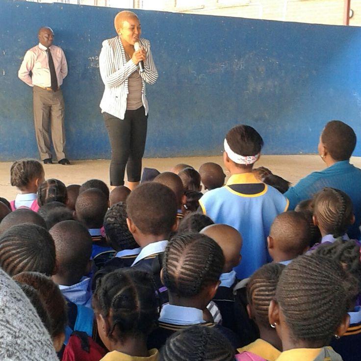 motivation at Spectrum Primary school, Ennerdale