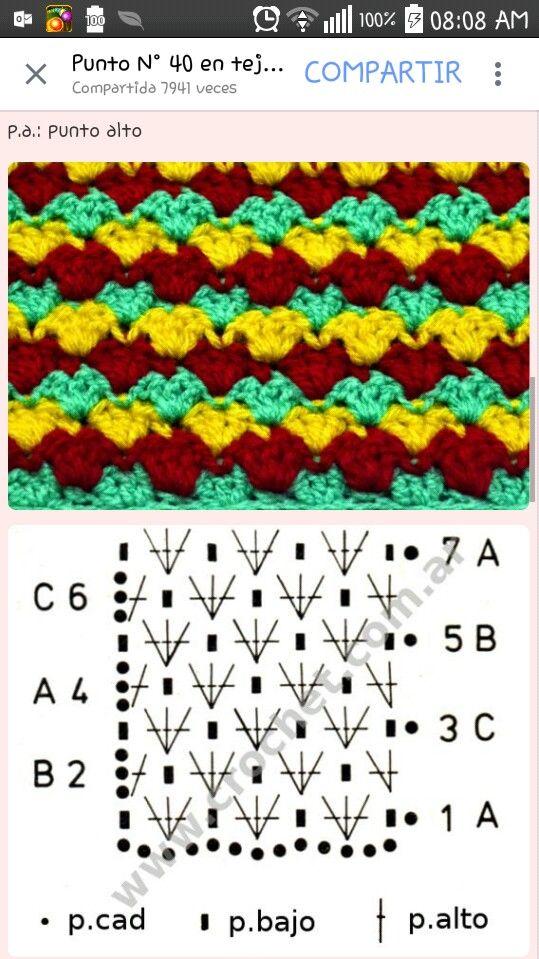 6115 best Häkelmuster images on Pinterest | Crochet clothes, Crochet ...