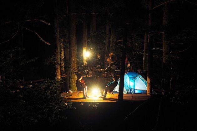 今すぐ出かけたい 2018年 最新キャンプ場インフォ キャンプ場 キャンプ オリオン座