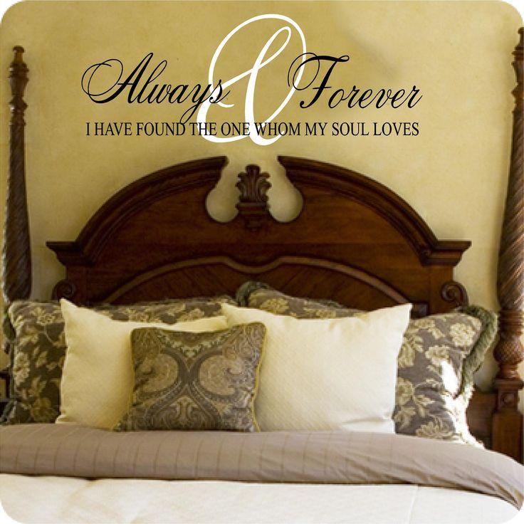 66 best Adult Bedroom Custom vinyl wall decals, Stick on ...